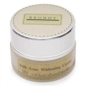 Brundy Anti-Acne whitening cream 5g.