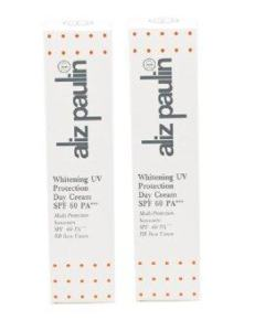 Aliz Paulin Whitening UV Protection Day Cream SPF 60 PA+++ & Multi-Protection Sunscreen SPF60 PA+++ BB Base Cream แพคคู่