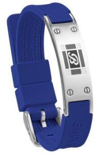 BH.PLUS สายรัดข้อมือเพื่อสุขภาพ Saint Mable - Blue