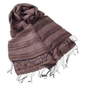Ananta Silk Scarf ผ้าพันคอผ้าไหม รุ่น S6
