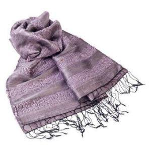 Ananta Silk Scarf ผ้าพันคอผ้าไหม รุ่น S13