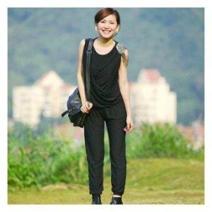 ชุดจั๊มสูท Smart Elegant Jumpsuit