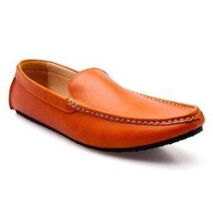 Brown Stone รองเท้าหนังทรง Casualist Loafer รุ่น D013 - Squeeze Orange