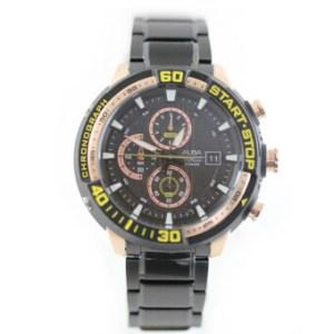 ALBA นาฬิกา SignA Sport Chronograph Gent AM3102X1 - Black/Gold