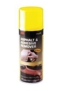3M ASPHALT&ADHESIVE REMOVER สเปรย์ทำความสะอาดคราบยางมะตอย&กาว