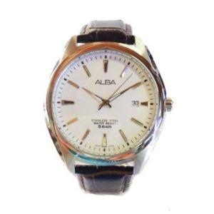 Alba นาฬิกาข้อมือ รุ่น Smart Gents Active AS9321X1 - สีขาว