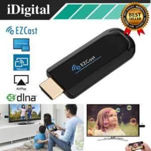 EZCast WiFi HDMI TV Dongle เชื่อมต่อมือถือไปทีวี/โปรเจคเตอร์รองรับทุกอุปกรณ์ iPhone/iPad/Android/MacBook/NoteBook