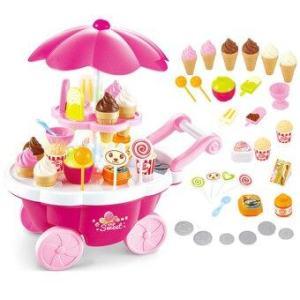 Morestech Sweet Shop ร้านขายขนมหวาน 668-25 (สีชมพู)