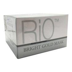 RiO BRIGHT GOLD MASK 1 กระปุก