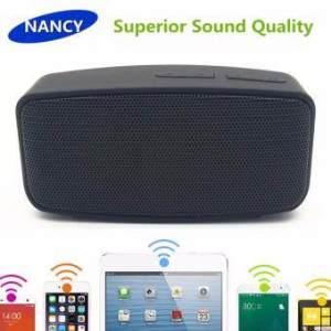 High Quality ลำโพงบลูทูธ Mini Wireless Bluetooth Speaker N10 (Black)