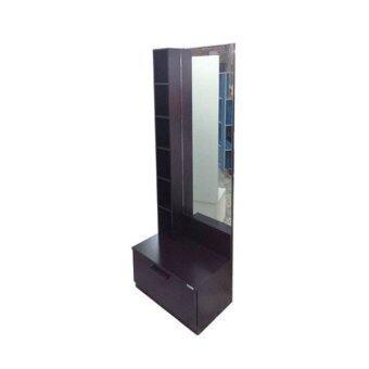 ENZIO โต๊ะเครื่องแป้งทรงยืน ขนาด 60 ซม. รุ่น WD - 708 - Oak