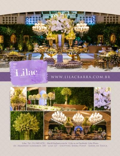Imagem arte promocional Lilac