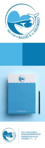Papelarias e Logo design por TH-PROJECT