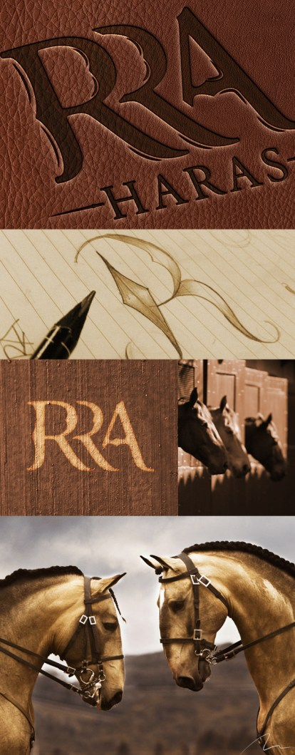 Logo Design Haras RRA