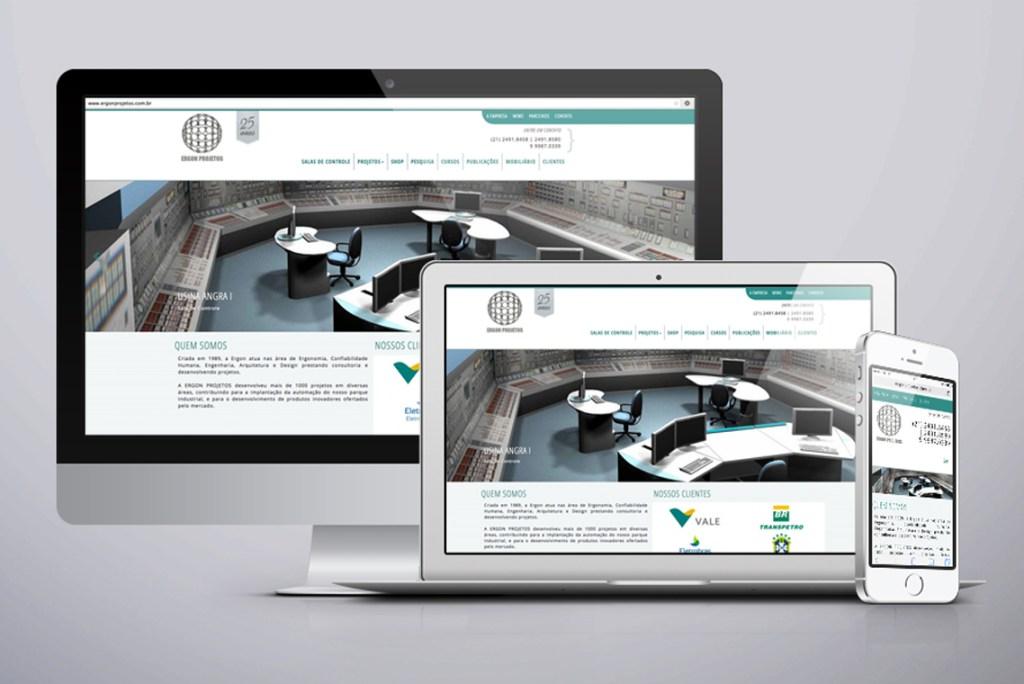 Websites Responsivos por Th-Project