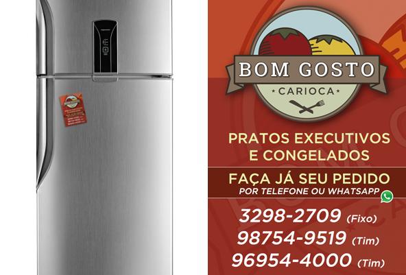 Imagem promocional Bom Gosto Carioca