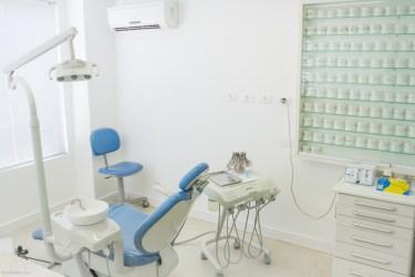 Sala de Procedimentos da Clínica Aldeia Ortodontia