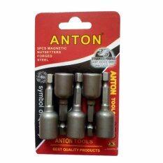 Anton บล็อคขันน็อตหลังคาเเบบยาวตัวสั้น 8 mm.