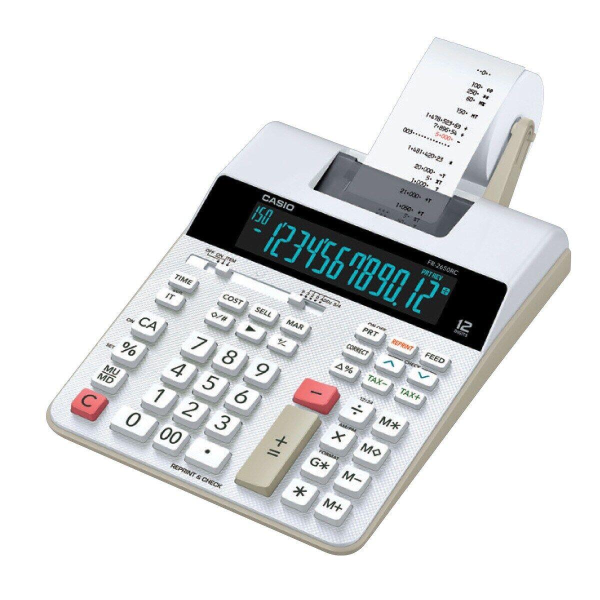 จัดอันดับสินค้า เครื่องคิดเลขพิมพ์กระดาษ เก็บเงินปลายทาง ที่สุดแห่งปี 2564 คุณภาพดี ส่งเก็บเงินปลายทาง