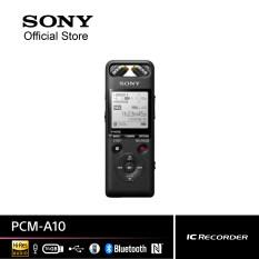 SONY PCM-A10 Voice Recorder Hi-Res