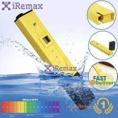 iRemax ph meter เครื่องวัดpH เครื่องวัดกรดด่าง ดิจิตอล ความละเอียดสูง 0.01 ของแท้100%
