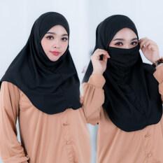 ผ้าคลุมผม แฟชั่น มุสลิม HJ36