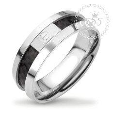 555jewelry แหวนดีไซน์เรียบ สี สตีลเงิน รุ่น MNC-R717-A - แหวนเรียบ แหวนผู้ชาย สแตนเลสสตีล แหวนคู่รัก แหวนคู่ แหวนผู้ชายเท่ๆ แหวนแฟชั่นชาย แหวนผู้ชาย แหวนของผู้ชาย[R79]