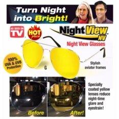 7-fifteenแว่นตากันแดด สำหรับขับรถตอนกลางวัน/กลางคืน เพิ่มทัศนวิศัยในการมองเห็นดีขึ้น ออกแบบมาสำหรับสวมทับแว่นสายตา หรือจะใส่เป็นแว่นกันแดดเดี่ยวๆก็ได้ ป้องกันรังสี uv ที่มาทำอันตรายกับดวงตา เลนส์ Polarized ช่วยตัดแสงสะท้อนต่างๆ เพิ่มทัศนะวิสัยในการมองเห็น