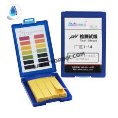 SafetyDrink Litmus กระดาษลิตมัส วัดค่า pH Range 1-14