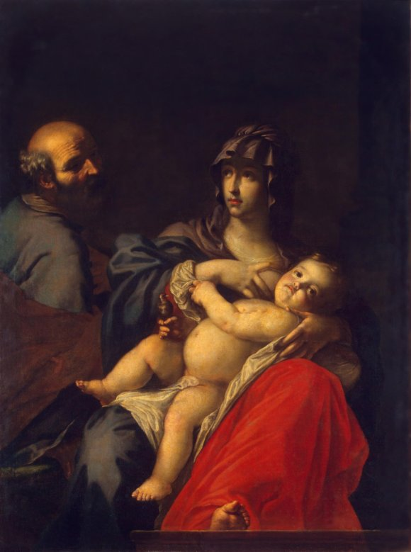 Baroque Masterpiece Spent Six Decades Hidden in Plain Sight