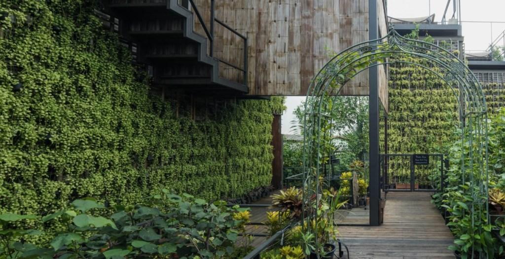 5 จุดเช็คอินถ่ายรูปใกล้กรุงเทพ Bangkok Tree House