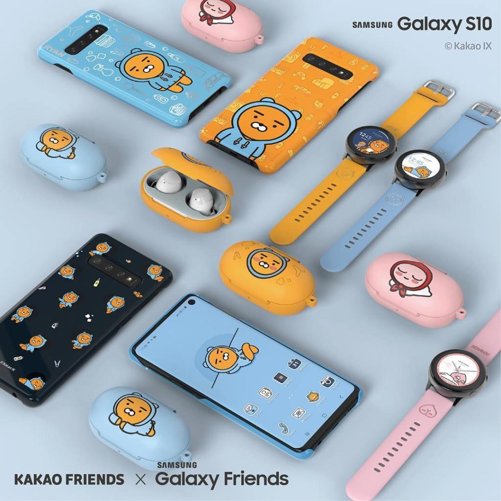สินค้า Kakao Friends และ Line Friends ของฝากเกาหลี
