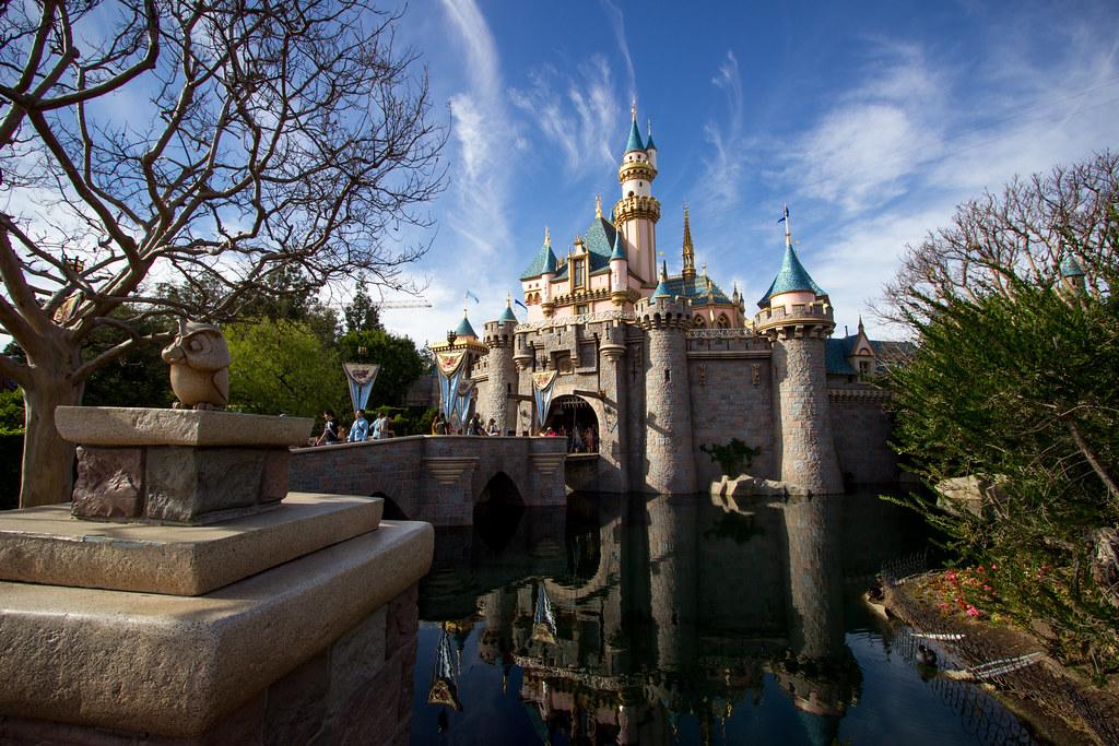 วิธีการเดินทาง ดิสนีย์แลนด์ แคลิฟอร์เนีย (Disneyland California)