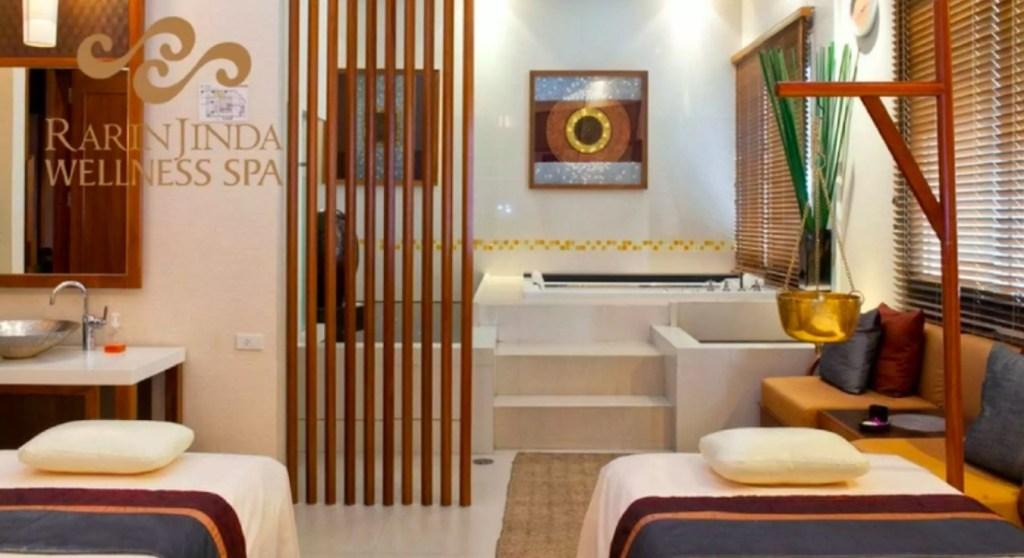 นวดที่ไหนดี กรุงเทพ - Rarinjinda wellness spa ขัดผิว