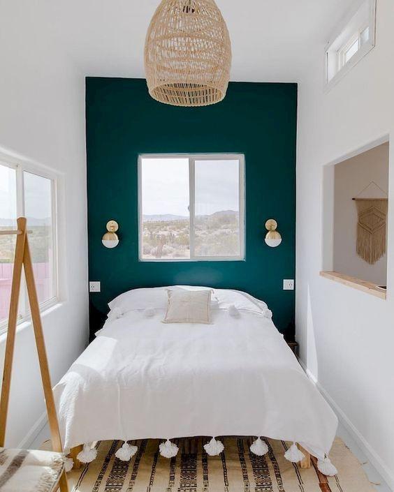 10 ไอเดียแต่งห้องนอนสไตล์เกาหลี มินิมอล Accent color