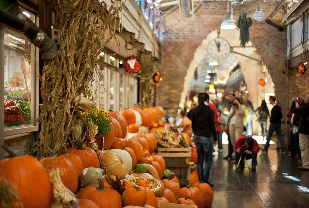 ตลาดเชลซี Chelsea Market