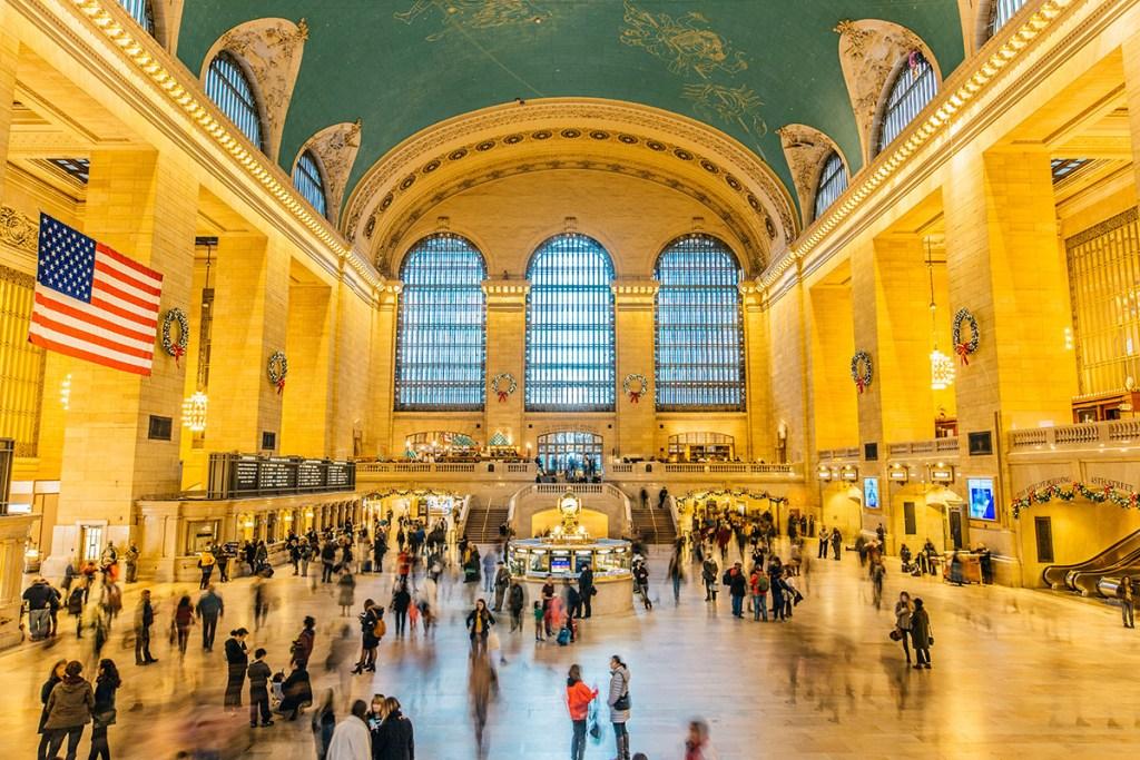 สถานีแกรนด์เซ็นทรัล (Grand Central Station)