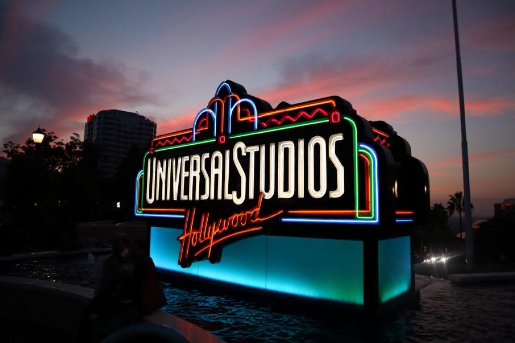 สวนสนุกยูนิเวอร์แซลสตูดิโอ ฮอลลีวูด Universal Studios Hollywood