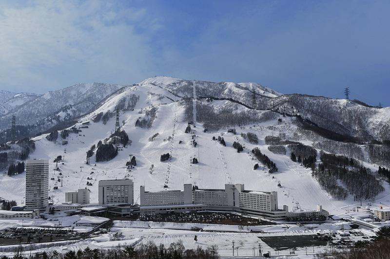 นาเอบะ สกีรีสอร์ท Yuzawa Naeba Prince Snow Resort (ยูซาว่า,นีงะตะ)