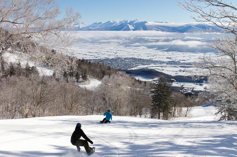 ฟุระโนะ ปรินซ์ สโนว์ Furano Prince Snow Resort (ฟุระโนะ,ฮอกไกโด)