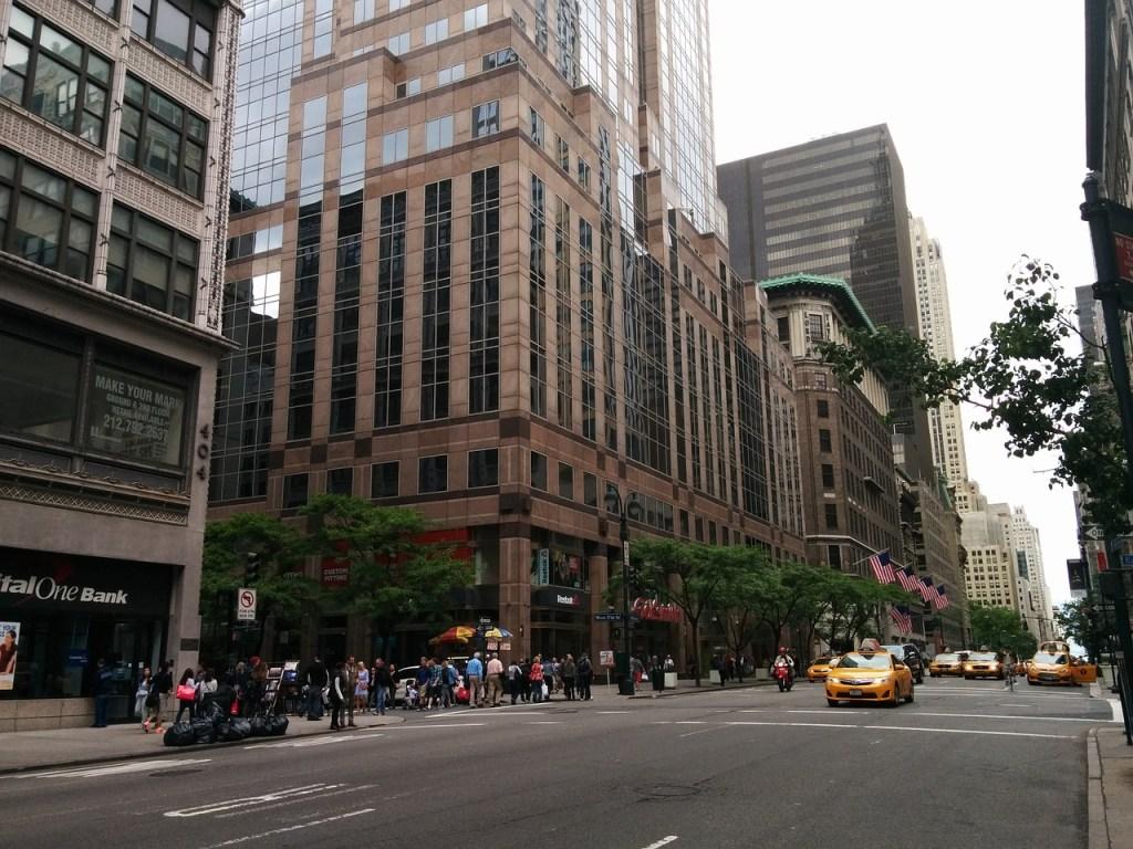 ถนน Fifth Avenue
