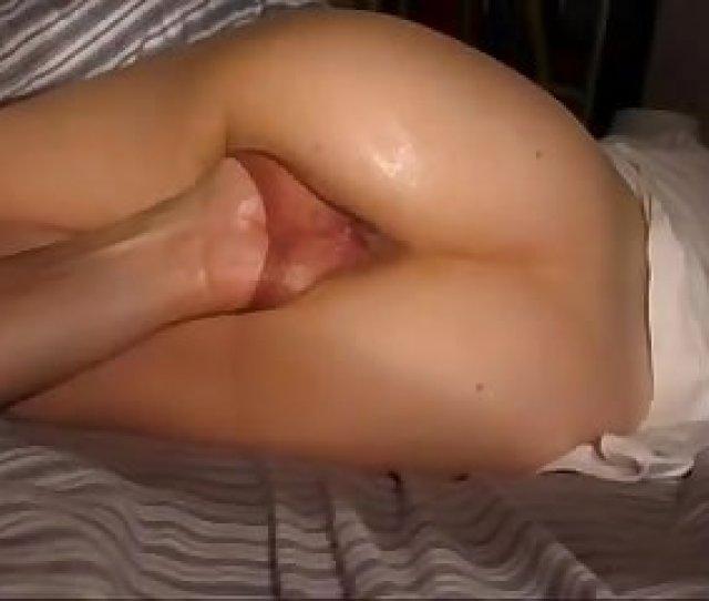 Hard Stretching Before Fucking