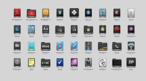 EQO icon pack