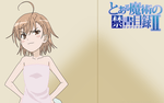 Loli-Biri in a towel!