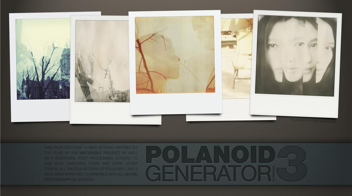 Polanoid Generator V3 by rawimage