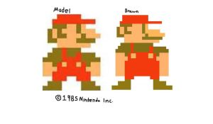 Art Daflame12 S Super Mario Blog