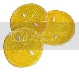 lemon slices photo