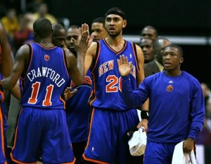 Best trade in team history with New York Knicks