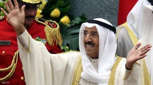 """بعد إعلان وفاة أمير الكويت ..قادة عرب ينعون """"أمير الإنسانية"""""""