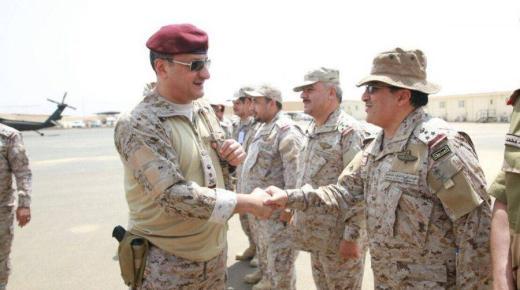 """من هو الفريق الركن """"الأمير فهد بن تركي بن عبدالعزيز""""المعفى من منصبه؟"""